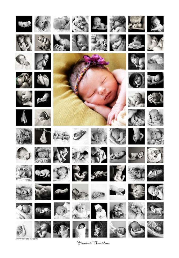 Jeanine Thurston's Newborn Photography